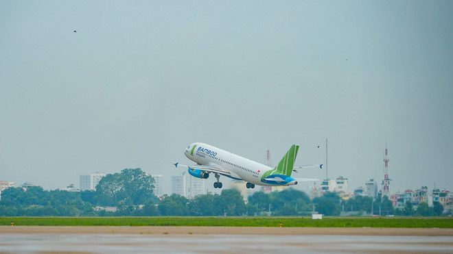 Bamboo Airways, vé máy bay giá rẻ, vé máy bay, vé tết, tết nguyên đán