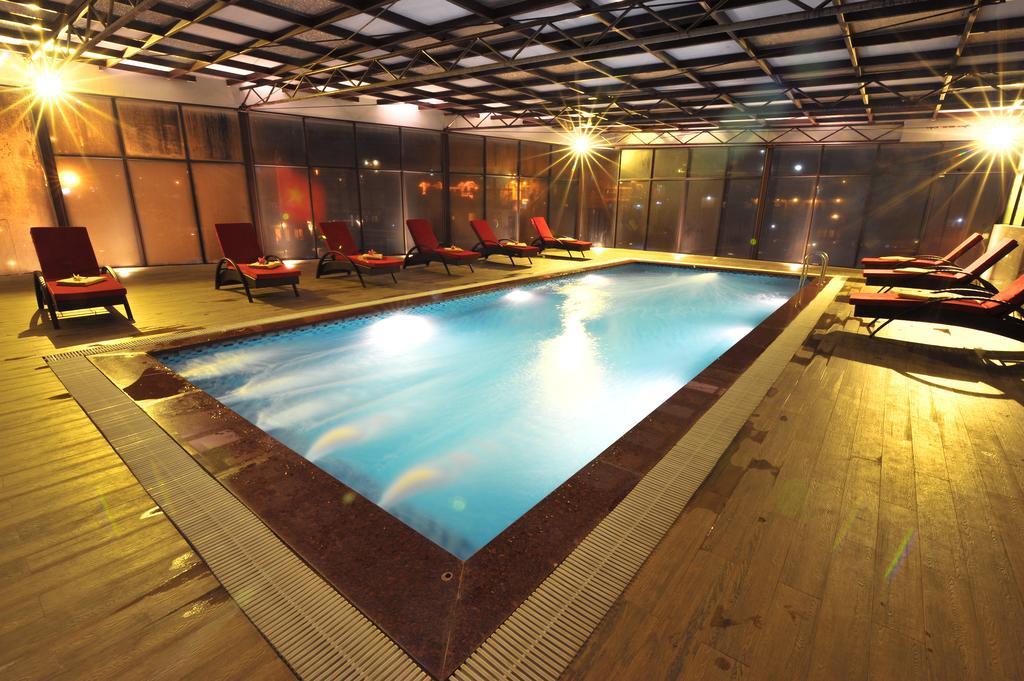 Khách sạn Sapa có bể bơi không thể bỏ qua Amazing Sapa Hotel 4 sao - Dichvuhay.vn