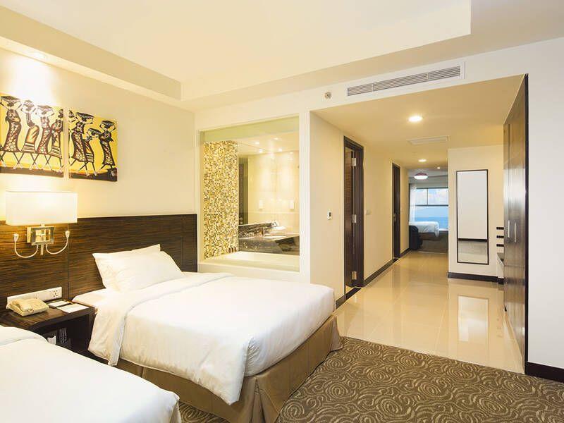 Nội thất phòng ngủ sang trọng dành cho cả gia đình - Dichvuhay.vn