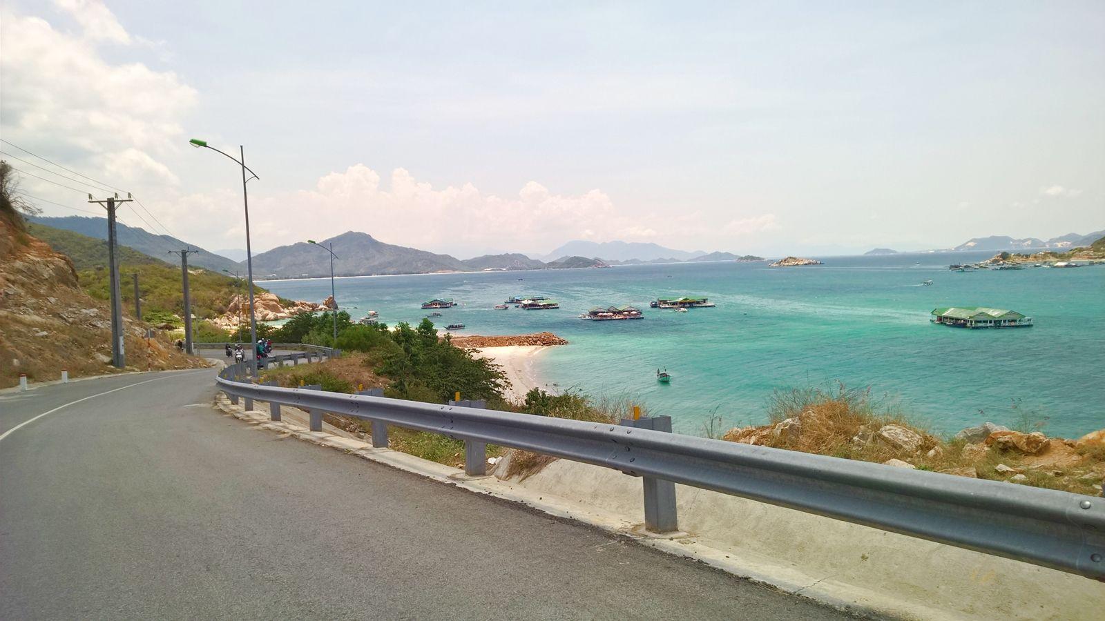 Cung đường biển 702 Phan Rang - Bình Tiên - Dichvuhay.vn