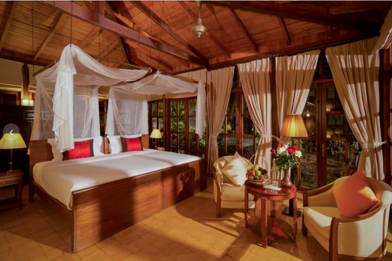 Phòng Villa studio phong cách cổ điển, không gian ấm cúng - Dichvuhay.vn