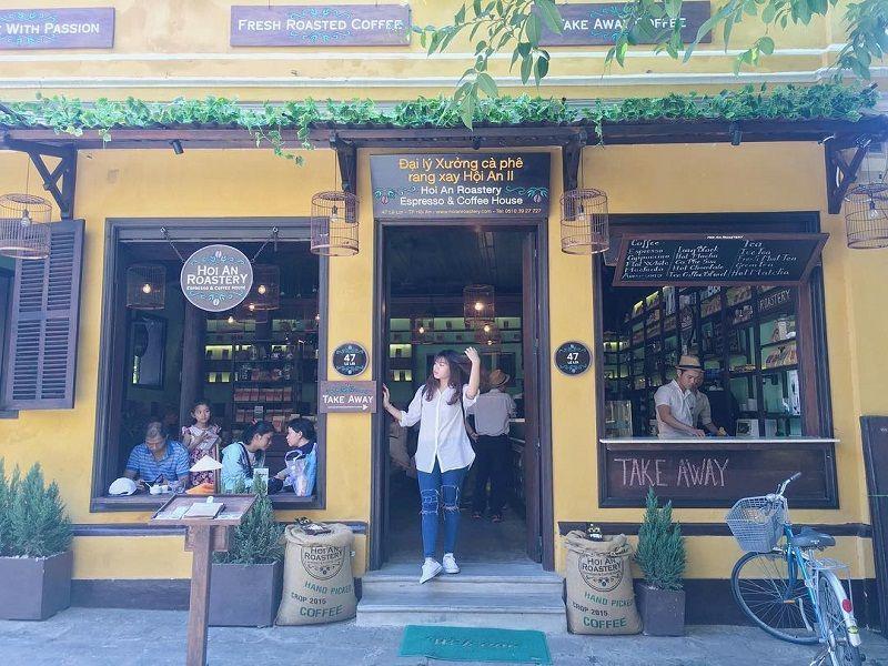 Quán cafe Hội An Roastery - Dichvuhay.vn