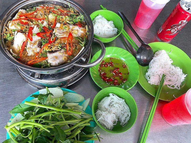 Lẩu cá đuối - món ăn không thể bỏ lỡ khi đến Vũng Tàu - Dichvuhay.vn