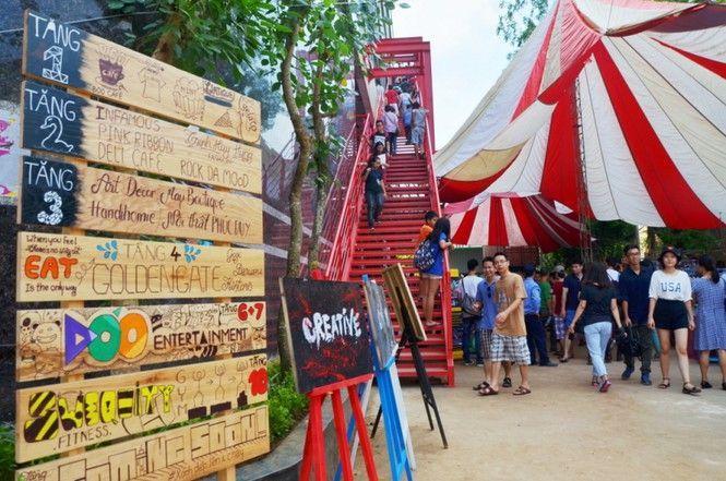 Hanoi Creative City, Địa điểm chụp ảnh,Chụp ảnh, chụp ảnh cưới, Tour Hà Nội, check in Hà Nội, Chụp ảnh nhóm