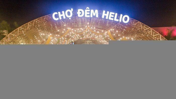 Giới thiệu chợ đêm Helio Đà Nẵng  - dulichso.vn