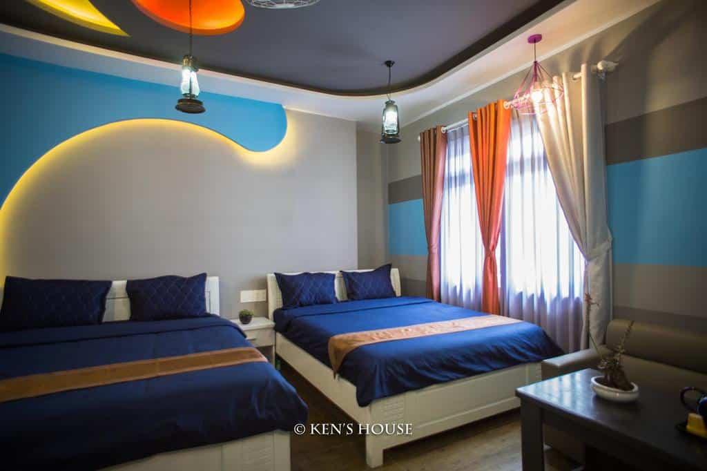 khách sạn giá rẻ đà lạt-hostel Ken's House Backpackers Downtown - dulichso.vn - Dichvuhay.vn