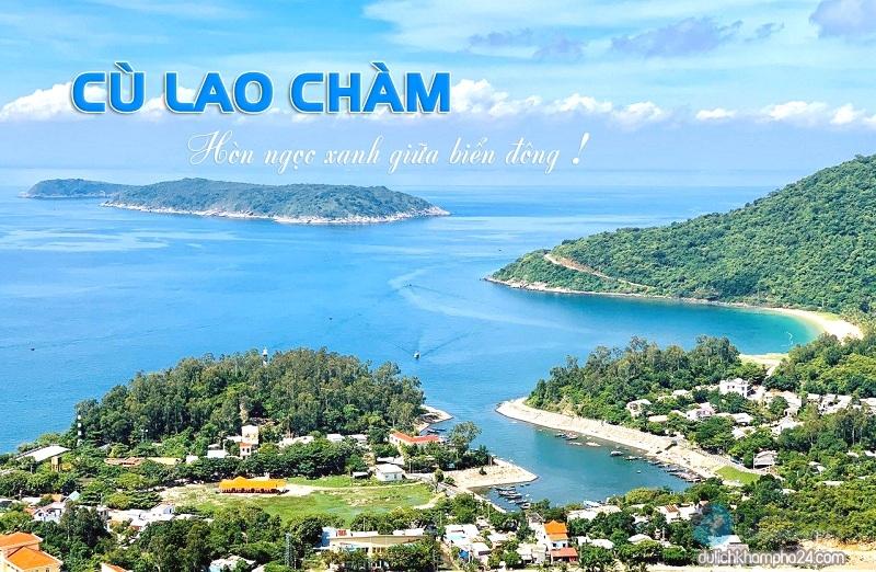 Cù Lao Chàm cách Hội An bao xa  - Baotrithuc.vn