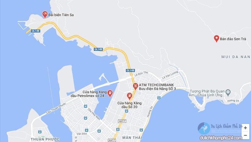 cảng tiên sa đà nẵng - Baotrithuc.vn