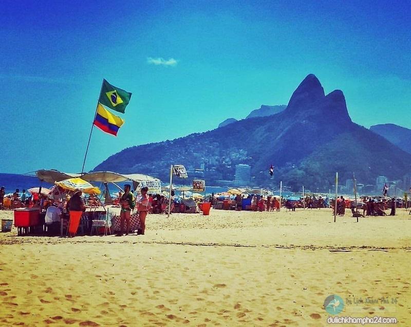 Kinh nghiệm du lịch Brazil những lưu ý bạn cần biết - Baotrithuc.vn