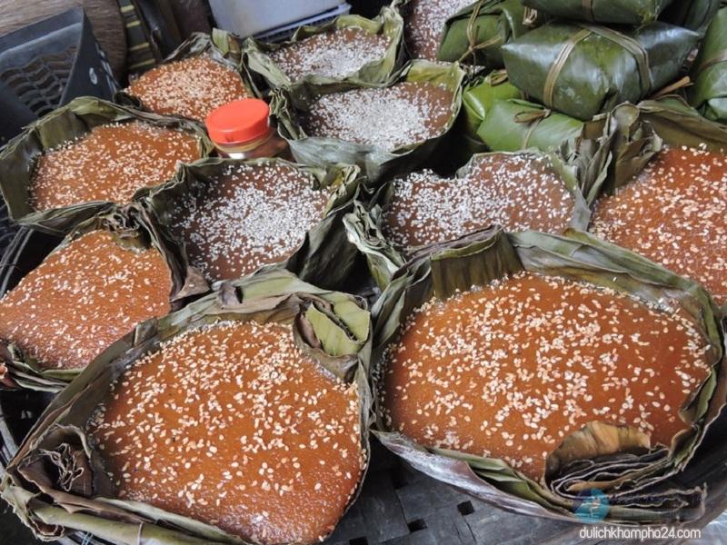 Đặt vé máy bay Sài Gòn Chu Lai ăn bánh tổ - Baotrithuc.vn