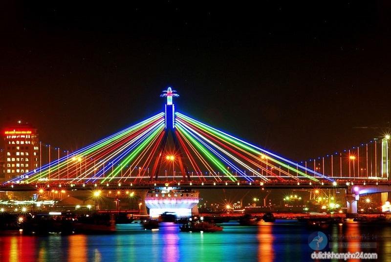 cầu sông hàn đà nẵng - Baotrithuc.vn