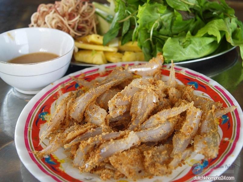 Gỏi cá mai - Món ngon Nha Trang - Baotrithuc.vn