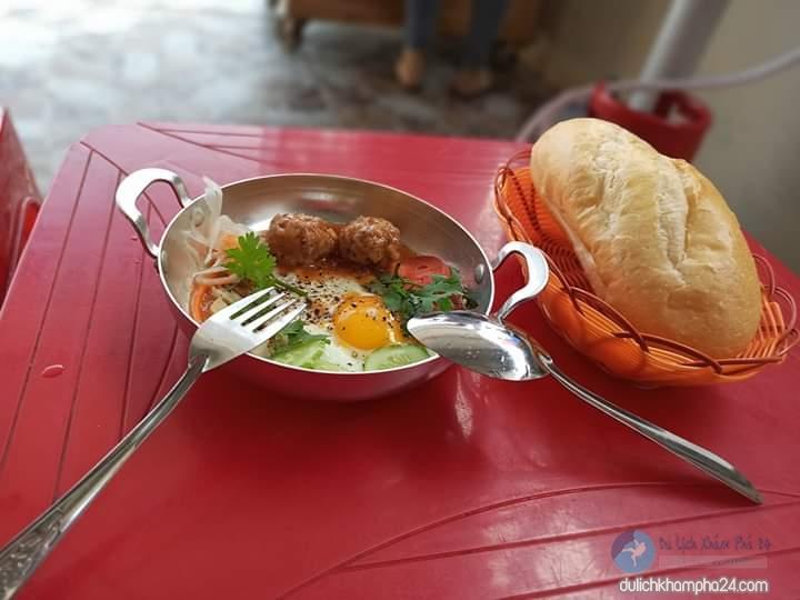 bánh mì chảo cần thơ - Baotrithuc.vn